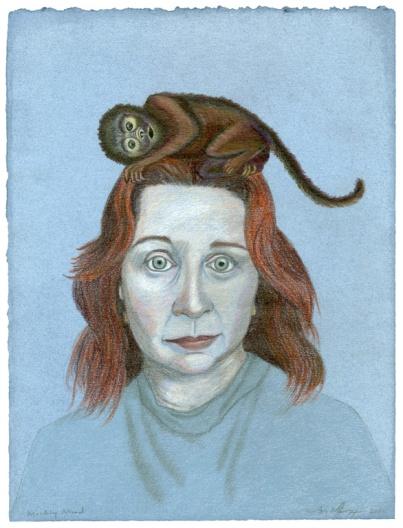 Audrey Niffenegger, Monkey Mind 2010